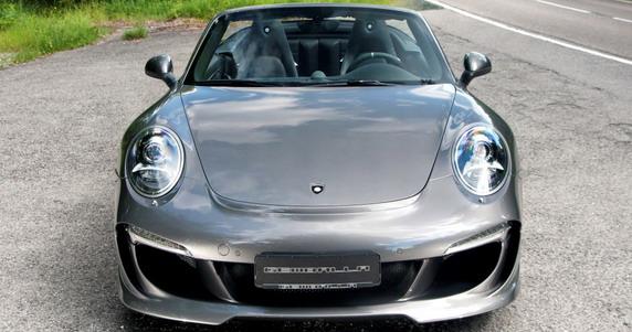 Gemballa GT Porsche 911 Cabrio (991 серия)
