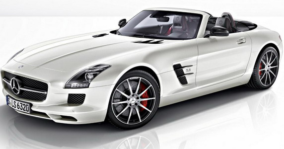 Тюнинг Mercedes SLS AMG GT