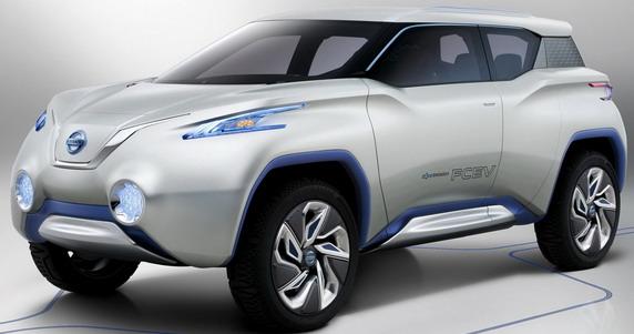 Новый Nissan Murano поразит шокирующим дизайном