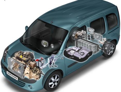 Renault Kangoo Hybrid 4x4